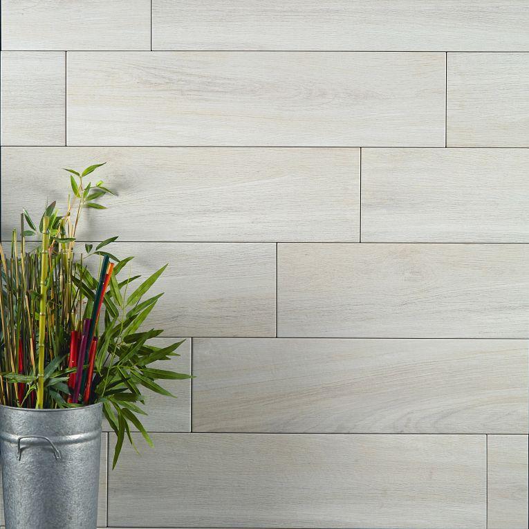 Sav Wood Bianco 8 x 32