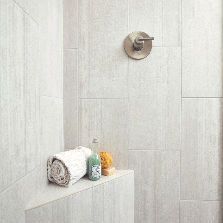 Cemento Cassero Bianco  12 x 24 & Grigio 2 x 2